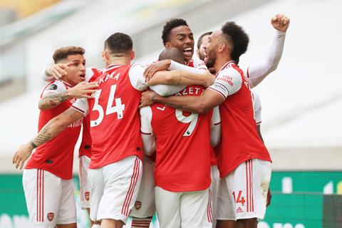 Chỉ cần tự tin thi đấu đúng sức, Arsenal đủ sức giành điểm tối đa trước Leicester
