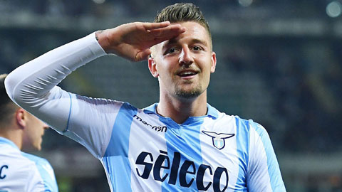 Lazio sẵn sàng giảm giá bán Milinkovic-Savic