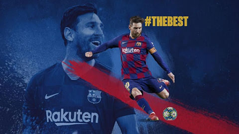 Bất chấp Barca tệ hại, Messi vẫn bùng nổ và không thể bị ngăn cản