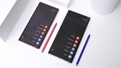 Samsung Galaxy Note 10 đẹp mê ly, bất ngờ giảm cực mạnh tại VN, khiến fan phát sốt