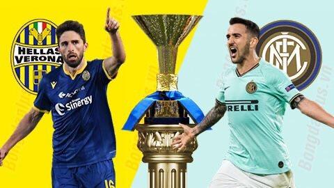 Nhận định bóng đá Hellas Verona vs Inter, 02h45 ngày 10/7