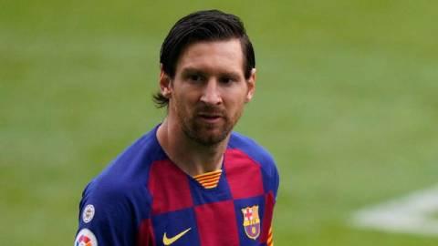 Inter sáng cửa chiêu mộ Messi nhờ hãng lốp xe