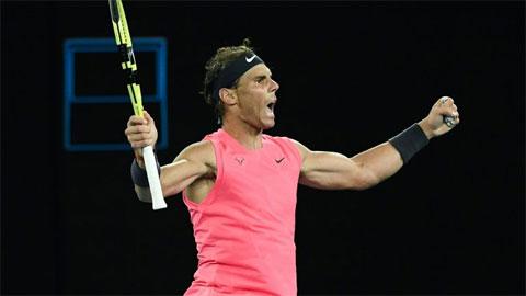 Nadal dự Madrid Open, nghi bỏ US Open 2020