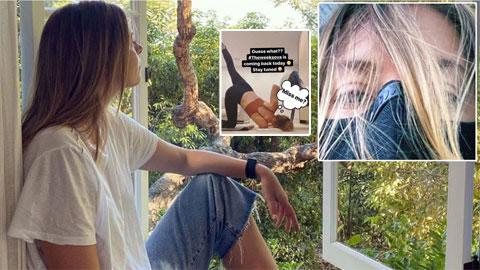 Sharapova quằn quại khoe tư thế khó đỡ