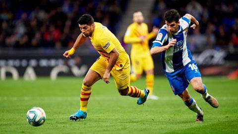Barca sẽ tốt hơn khi Messi đá hộ công