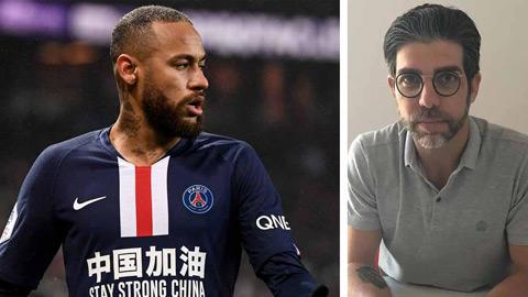 Huyền thoại Brazil chỉ trích Neymar đến PSG chỉ vì tiền