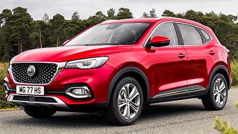 MG HS - đối thủ giá mềm của Honda CR-V, Mazda CX-5, Hyundai Tucson sắp về VN