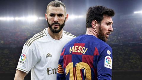 Kết quả La Liga 2019/20 vòng 35