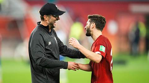 Klopp hứa không sử dụng ''huyền thoại'' của Liverpool trong phần còn lại của mùa giải 2019/20