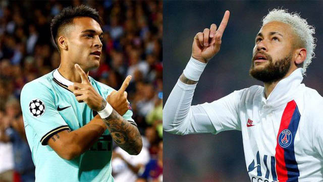 Barca sẽ khó mua Lautaro hoặc Neymar trong hè 2020?