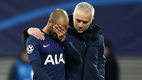 Với 5 vòng còn lại, Tottenham của Mourinho hoàn toàn có thể lên voi hoặc... xuống chó