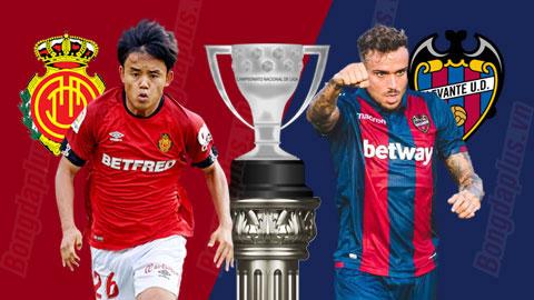 Nhận định bóng đá Mallorca vs Levante, 0h30, ngày 10/7