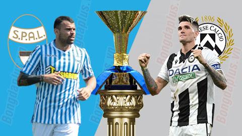 Nhận định bóng đá SPAL vs Udinese, 0h30 ngày 10/7
