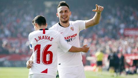 Bilbao vs Sevilla: Đội khách nguy hiểm bên cánh phải