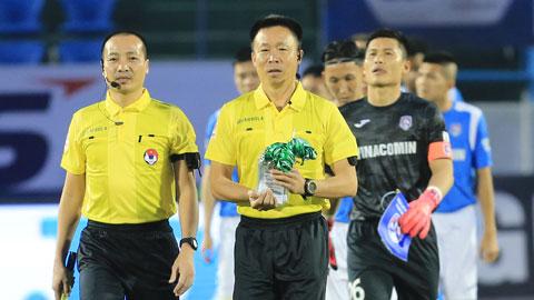 Ông Dương Văn Hiền: Lực lượng trọng tài vẫn có sai sót
