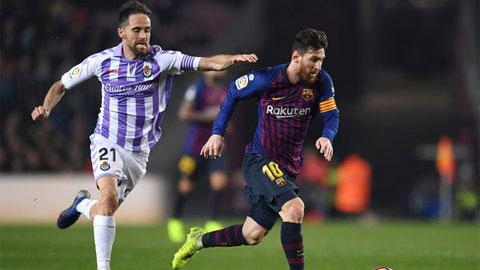 Nhận định bóng đá Valladolid vs Barca, 0h30 ngày 12/7