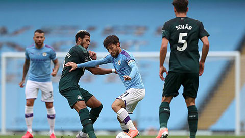 Silva vẫn đang cháy hết mình trước thời khắc đếm ngược ngày rời Man City
