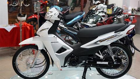 Honda Wave Alpha, Wave RSX, Future 125 2020 thiết kế thể thao, đang có giá bán cực kỳ hấp dẫn