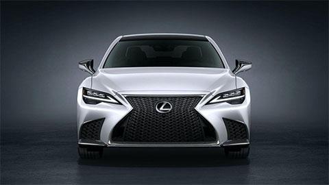 Lexus LS 2021 ngooại hình bóng bẩy, có nhiều nâng cấp để cạnh tranh Mercedes S-Class, BMW 7-Series