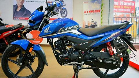 """Honda tung ra mẫu xe côn tay """"cực chất"""" ăn đứt Yamaha Exciter 150, giá rẻ như xe Wave"""
