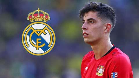 Huyền thoại Đức khẳng định Havertz là dành cho Real Madrid