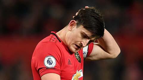 Maguire bị chê thậm tệ, không bằng 1/3 giá trị của Van Dijk