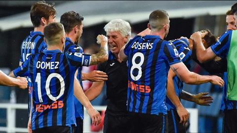 Vòng 31 Serie A: Atalanta chiếm vị trí thứ 3 của Inter, Napoli đẩy Milan xuống thứ 7