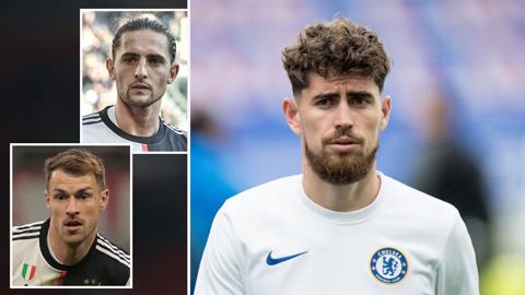 Juventus tính dùng 2 người thừa để đổi lấy Jorginho của Chelsea