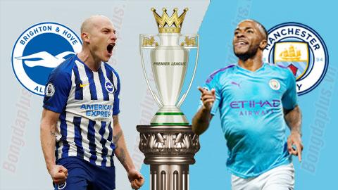 Nhận định bóng đá Brighton vs Man City, 2h00 ngày 117: Bữa tiệc thứ 18 - xổ số ngày 15102019