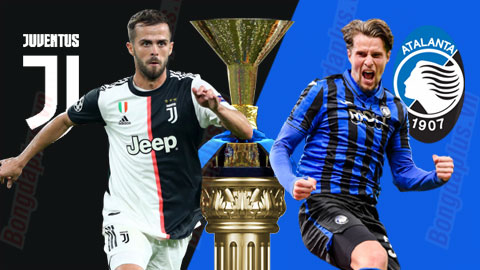 Nhận định bóng đá Juventus vs Atalanta, 02h45 ngày 12/7