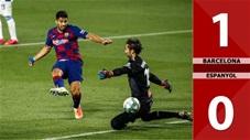 Barcelona 1-0 Espanyol (Vòng 35 La Liga 2019/20)