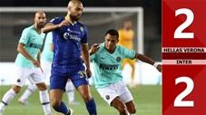 Hellas Verona 2-2 Inter (Vòng 31 Serie A 2019/20)
