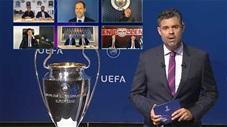 Lần đầu chứng kiến buổi lễ bốc thăm độc đáo nhất lịch sử Champions League