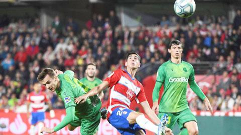 Nhận định bóng đá Sociedad vs Granada, 00h30 ngày 11/7: Níu chân chủ nhà