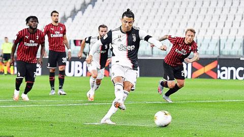 Serie A bùng nổ penalty nhờ VAR