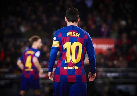 Nếu rời Barca, Messi sẽ đi đâu?