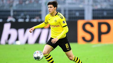 Balerdi sắp chia tay Dortmund để cập bến Marseille