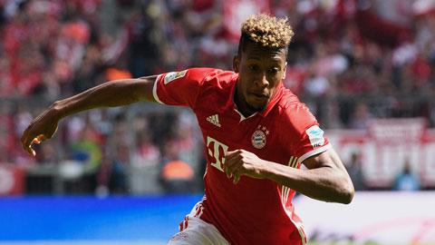 Coman chẳng cần phải là cái bóng của ai ở Bayern