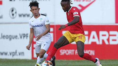 Nhận định bóng đá: SLNA vs Hồng Lĩnh Hà Tĩnh, 17h00 ngày 12/7: Derby của sự sống