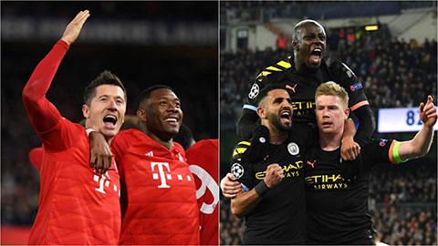 Man City, Bayern hay Barca là ƯCV số 1 cho ngôi vô địch Champions League?