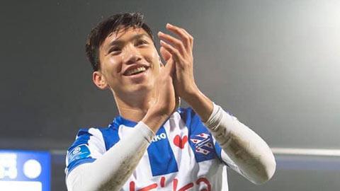 """Văn Hậu: """"10 tháng ở Heerenveen đẹp nhất đời tôi từ khi đá bóng"""""""