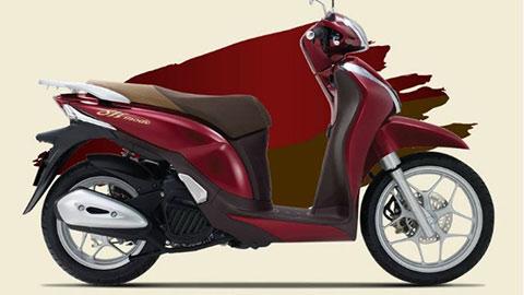 Honda SH Mode 2020 đẹp mê ly, có giá bán ra sao trong tháng 7?