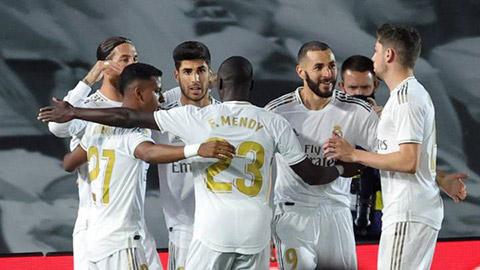 Real Madrid sẽ đăng quang sớm nhất ở vòng nào?