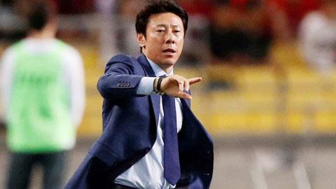HLV Shin Tae Yong chưa dám nghĩ tới chức vô địch AFF Cup 2020