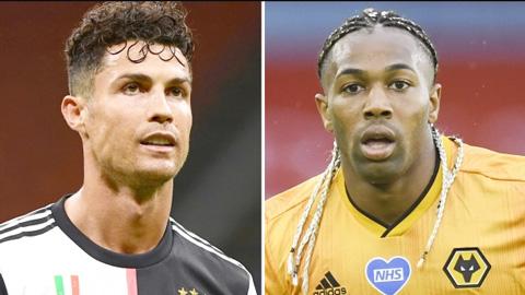 Tin giờ chót 10/7: Juventus muốn đưa 'Quái thú' của Wolves về hỗ trợ Ronaldo