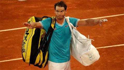 Nadal đố kỵ với đồng nghiệp, mơ về Grand Slam thứ 25