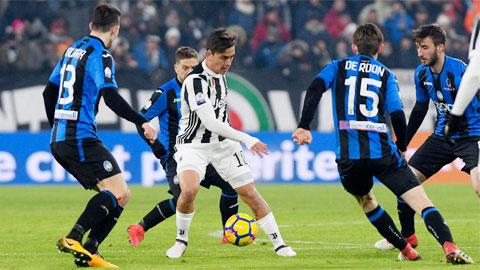Juventus vs Atalanta: Đồng minh cũng phải huyết chiến