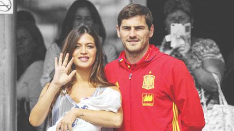 Những chuyện tình nên duyênnhờ World Cup của Casillas và Pique