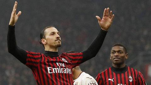 Ibrahimovic luôn khát khao chiến thắng và muốn cả đội Milan cũng phải như vậy