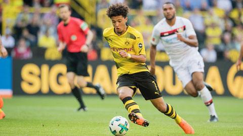 Sancho hiệu quả ra sao ở Dortmund mùa này?